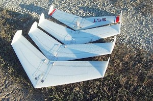 "48"" SST (Sloper Steve Tribute) Wing"