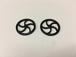25mm ultralight wheels (pair)