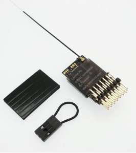 2.4G 6-Ch DSMx/DSM2 (JR/Spektrum only) Compatable Receiver